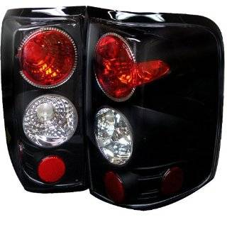 Spyder Auto Ford F150 Styleside Black LED Tail Light
