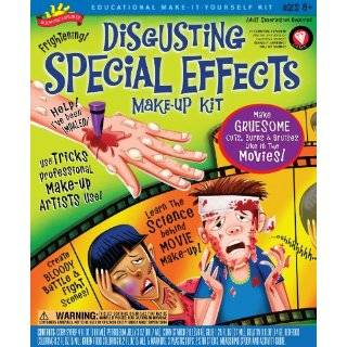 Explorer Scientific Explorer Disgusting Special Effects Make Up Kit