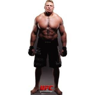 Brock Lesnar   UFC (Ultimate Fighting Championship) Life Size Standup