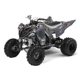 AMR Racing Yamaha Raptor 700 ATV Quad Graphic Kit   Bone Collector