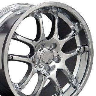 Infiniti G35 sedan Sport Set of 4 genuine factory 18inch