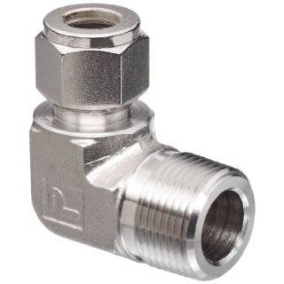 Parker A Lok 4MSEL4N 316 316 Stainless Steel Compression Tube Fitting