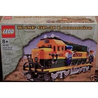 LEGO City Train Shed Toys & Games