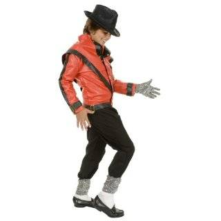 Childs Michael Jackson Thriller Costume Jacket