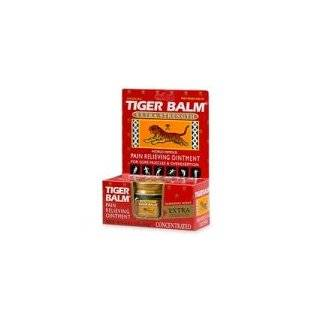 Tiger Balm Pain Relieving Ointment, Non Staining, Ultra Strength, 0.63