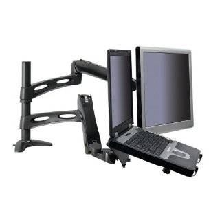 3M Easy Adjust Dual Monitor Arm (MA220MB)
