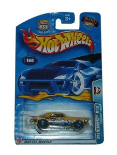 Hot Wheels 1967 Camaro Diecast Car