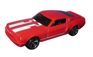 Hot Wheels 1968 Shelby GT500 Diecast Car