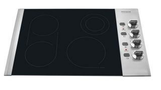 "New Frigidaire 30"" Professional Stainless Steel Electric Cooktop FPEC3085KS"