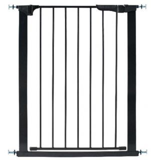 Kidco G1201 Extra Tall Wide Auto Close Gateway Child Safety Gate G16 Black New