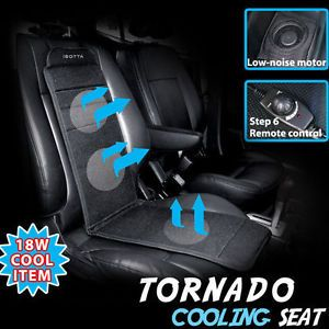 1pcs Car Chair Cooler Cushion Covers Summer Cooling Wind Car Vechile Seat Cover