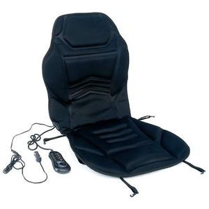 M•Tronic Heated Foam Auto Seat Cushion Car Truck Seat Massager Auto Travel
