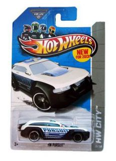 Hot Wheels HW Pursuit Diecast Car