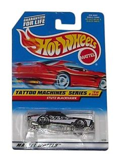 Hot Wheels Stutz Blackhawk Diecast Car
