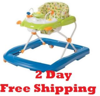 Baby Activity Walker Musical Safety Lights Toy Center Walk Child Toddler Infant