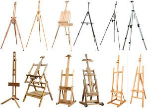 Display Easels Wooden Easels Floor Standing Easel Artist Easels 12 Types New