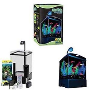 Tetra USA 1 5 Gallon Glofish Aquarium Kit