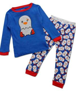 BNWT Baby Kids Toddler Girl Boy Sleepwear Pyjama Set Cartoons 1 2 3 4 5 6 Year