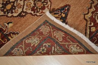 10 Feet Long Top Quality Muted Color Hall Runner Oriental Hand Woven Rug
