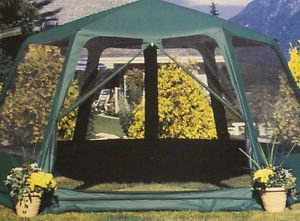 New Outdoor Works Infinity Sports 15'x13' Screen House w Zippered Bag 140009