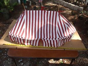 G Scale Circus Tent Big Top Nearly 3 Feet Long