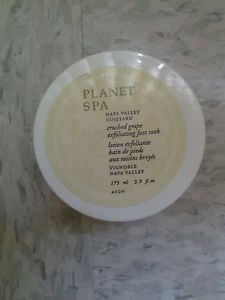 Discontinued Avon Planet Spa African Shea Butter Intensive Foot Elbow Cream W