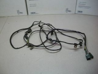 Dual Gas Tank Wiring Harness Ford Truck 1975 F100 F150 F250 F350 75FT2 5J