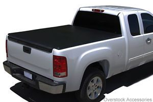 Tri Fold Tonneau Cover Ford F 150 8ft Long Bed 2004 2008