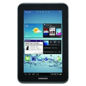 "New Samsung Galaxy Tab 2 7"" Tablet Android 4 0 8GB 3 0 Megapixel"
