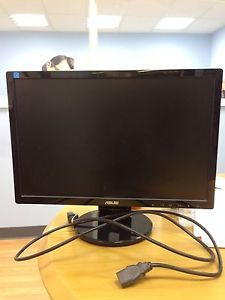 "Asus MS VE198T 19"" Widescreen LED LCD Monitor Built in Speakers 0610839329175"
