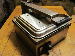 Used Anvil America Panini Commercial Restaurant C T Sandwich Flat Grill Press