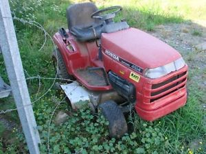 Honda Lawn Tractors Riding Mowers