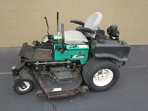 "Lesco 60"" Commercial Zero Turn Riding Lawn Mower Z Turn 25HP Kawasaki Engine"