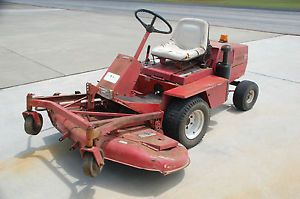 Toro Groundsmaster 220 Zero Turn Riding Lawn Mower Tractor