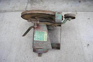 RARE Vintage John Deere 540 PTO Attachment for 110 112 Garden Tractor Lawn Mower