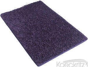 Purple Vogue Indoor Area Rug Carpet 37 oz Bedrooms Living Room Dining Rooms