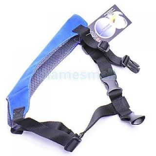 Blue Fit Car Vehicle Dog Pet Seat Safety Belt Harness M