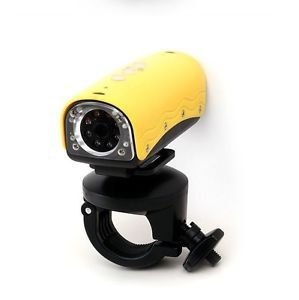 HD 720P Waterproof Video Action Camera Sport Helmet Cam HD Mini DV Underwate 20M