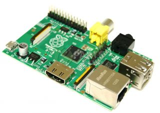 New Raspberry Pi Model B USB SD Card HDMI Audio Port Single Board Mini Computer