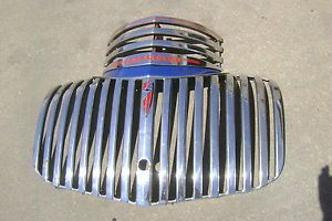 1946 46 Chevy Truck Chrome Grill Good Used 1942 42 1941 41 Rat Hot Rod Custom