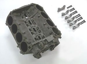 Mopar Dodge Chrysler 440 RB Engine Block Cast Number 2536430 1971 71 Parts