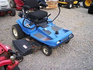 Dixon 4516K Zero Turn Riding Lawn Mower 42 Mowing Deck