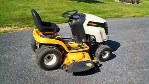 Cub Cadet LTX1050 Riding Lawn Mower