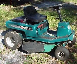 "Murray Ultra Rear Engine Riding Mower 8 HP with 30"" Deck Salvage Florida"