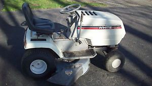 Riding Lawn Mower 15HP by White Power Products