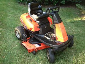 "Simplicity Zero Turn Riding Lawn Mower ZT 16 44 Hydro 16HP 44"" Deck New Blades"
