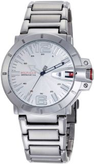 Tommy Hilfiger 1790746 Stainless Quartz Watch Date New