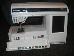 Husqvarna Viking Sewing Machine Designer 1