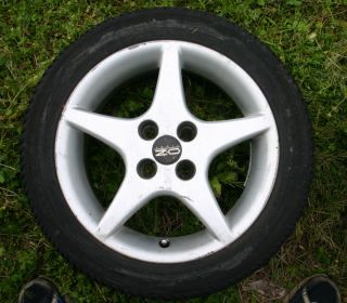Oz Racing 4x100 Wheels and Tires 15 Rims 195 50 R15