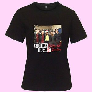 Big Time Rush Victoria Justice Summer Break Tour 2013 FX3 Tee T Shirt s M L XL
